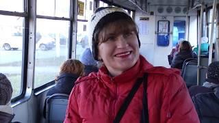 Холодная тема омского общественного транспорта