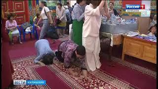 В Центральном хуруле пройдут традиционные молебны для студентов и школьников