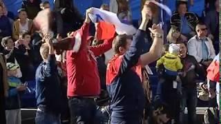 Сборная России проводит ключевой матч с командой Египта на Чемпионате мира по футболу FIFA 2018