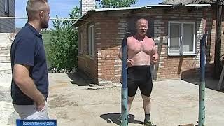 Вопреки всему: после сложнейшей травмы ноги донской атлет установил рекорд России
