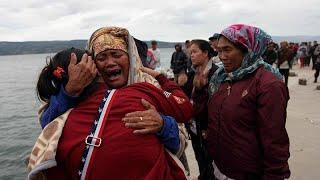 Трагедия на озере Тобо