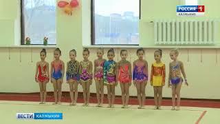 В Элисте стартует Чемпионат республики по художественной гимнастике