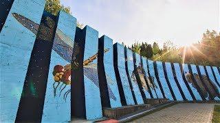 В Ханты-Мансийске появится великая югорская арт-стена