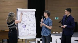 Югорская молодежь представила проекты будущего