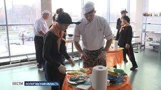 Школьники удивили кулинаров бургерами