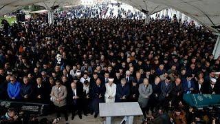 Хашогджи: похороны без тела