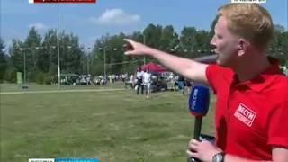 Прямое включение: в Красноярске начинается татарский национальный праздник Сабантуй