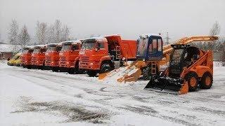 Зимой на дорогах Югры будет меньше грязи