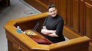 Из зала заседаний Верховной Рады — в изолятор СБУ. Как задерживали Надежду Савченко