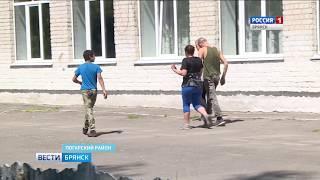 Трагедия в селе Стечна Погарского района