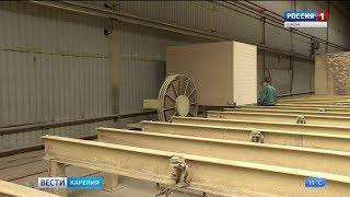 Завод «Карелия ДСП» возобновил выпуск продукции