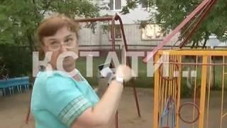 Вандалы устроили погром в детсаду Автозаводского района