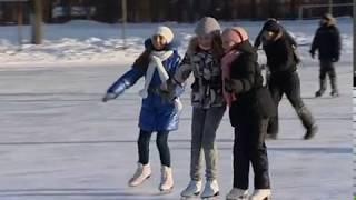 Стало известно, где в Ярославле зальют зимой катки