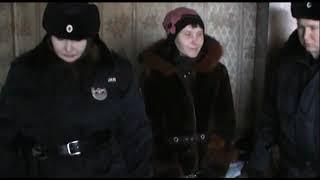 показания подозреваемой (ГТРК Вятка)