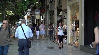Греция: кризис объявили завершенным