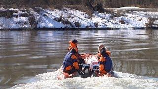 UTV. Башкирские спасатели готовятся ко второй волне половодья