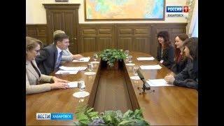 Губернатор поздравил медалиста EuroSkills