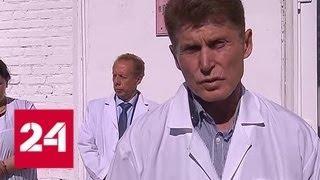 Дороги, мост, больница: Олег Кожемяко наводит порядок в Приморье - Россия 24