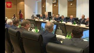 В Волгограде состоялся координационный совет партии «Единая Россия» в ЮФО