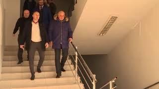 ВРИО губернатора Кузбасса посетил ТРЦ «Лапландия»