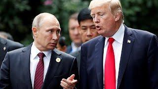 От Хельсинки до Крыма: что обсудят Трамп и Путин?