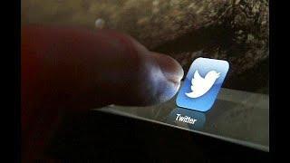 Twitter рекомендует сменить пароль