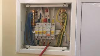 Нелегальное подключение электричества