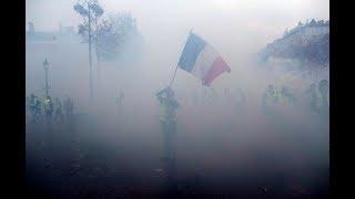 Правительство Франции ввело мораторий на повышение налогов на топливо