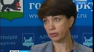 Последствия сильного ливня в Иркутске устраняют до сих пор
