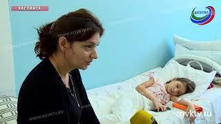 В Каспийске больше 20 детей госпитализированы после обеда в школьной столовой