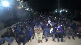 """""""Платформы"""" для высадки мигрантов: правозащитники недовольны…"""