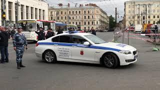 Митинг 9 сентября в Санкт-Петербурге на площади Ленина