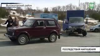 Мгновенное наказание за нарушение правил дорожного движения - ТНВ