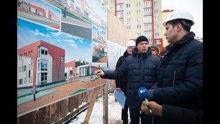 До конца 2018 года в Калининграде откроют самую большую школу области