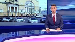 У Волковского театра в Ярославле ограничат остановку и стоянку транспорта