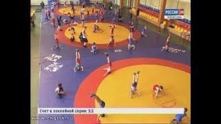 В спортивном календаре наряду  со взрослым появился детский  «чапаевский» турнир по вольной борьбе