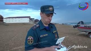 В Избербаше продолжаются поиски четвертого утонувшего
