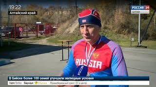 В Барнауле прошёл турнир по биатлону «Эстафета поколений»