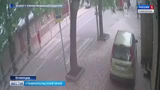 Женщина-пешеход стала жертвой водителя в Ессентуках