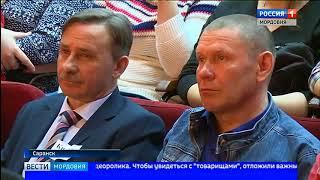 Движению педагогических отрядов Мордовии исполнилось 40 лет