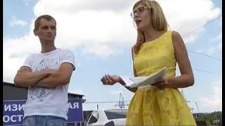 С девушки требуют 1000 рублей, чтобы забрать машину со спецстоянки