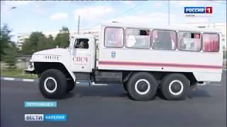 """""""Вести-Карелия"""". 08.08.2018"""