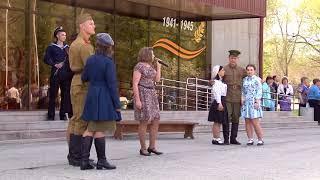 На Саратовском нефтеперерабатывающем заводе чествовали ветеранов войны