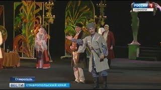 Ставропольцы погрузились в ночь искусств