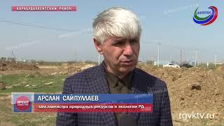 Мусорные свалки у Каспийска будут ликвидированы