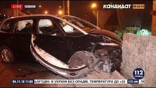 Тройное ДТП возле Шулявского моста: В столичной больнице умер один из пострадавших в аварии