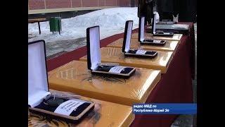 Сотрудники МВД в Йошкар-Оле получили ключи от новых квартир