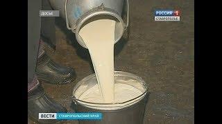 Владимир Владимиров: миллион тонн молока за три года