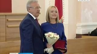 Государственные награды вручили 49 жителям края