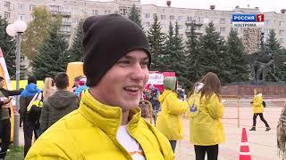 В Костроме состоялись первые соревнований по лазер-рану